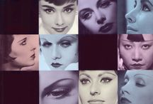 GORGEOUS BROWS / All photos taken from The Eyebrow book.