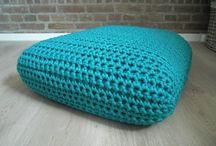 Crochet - Cusions