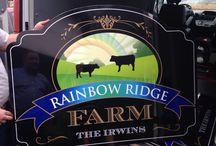 Farm Signs / Farm sign designs for our small farm in TN