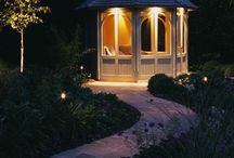 Path lighting / A few examples of how to gently illuminate paths. All photos are from garden lighting installations by Moonlight Design