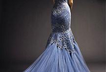 Blue Light blue dresses long blue dress / Blue ~ Light blue dresses ~ long blue dress
