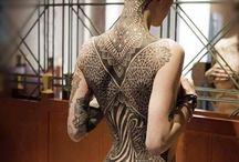Tattoos / by Eva Maria Frechen