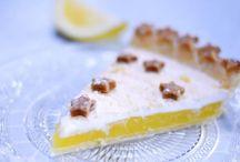 Tartes au citron / La tarte au citron est l'un des desserts préférés des français... et le vôtre peut-être. Voici plein de recettes de tartes au citron pour vous aider à choisir si oui ou non la tarte au citron est votre dessert préféré :)