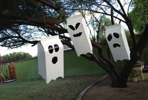 Pyssel / Halloweenpyssel