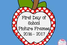 first grade beginning of school