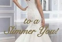 Weddings - Say I do to a Slimmer New You!