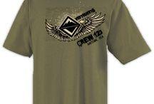 Venturing t-shirts