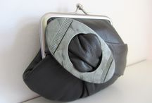 kay morgan purses / a selection of my leather purses and glasses cases