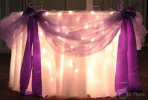 Wedding Hall Decor / Decor