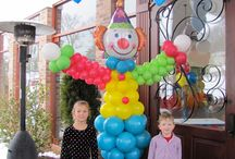 Circus Decoration