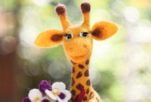 So cute / Giraffes!!!!