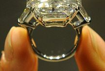"Diamonds Are  A Girl's Best Friend / I never hated a man enough to give him his diamonds back.""  Zsa Zsa Gabor"