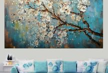Yağlı boya tablolar...