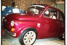 Fiat 500 / Abarth Fiat 500