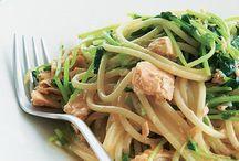 recipe pasta / パスタ