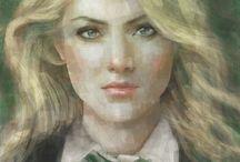Narcissa & Lucius Malfoy