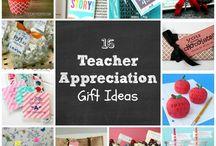 Teacher Appreciation Gifts  / by Sarah Baker