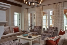 Family room / by Monica Murphy