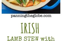 Recetas Irish Food