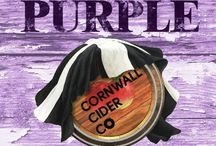 Blackcurrant Fruit Cider / It it's #blackcurrant and #cider related it's on this board!