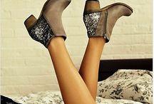 Shoes / El calzado que me gustaría tener en mi armario