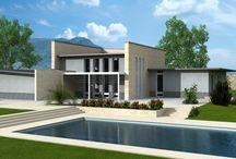 PASSIVE HOUSE / VILLA MARY - PASSIVE HOUSE Casa passiva, dal design moderno e nessun consumo energetico!