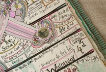 journals/planners / by Valerie Webb