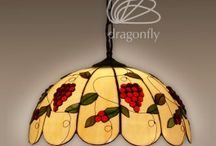 Lampy Dragonfly / Lampy dekoracyjne Dragonfly