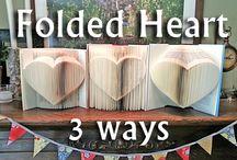l'arte di piegare i libri