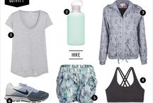 activewear obsession / by Emily Johnson