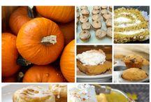 Pumpkin Recipes / by Alishia Smith