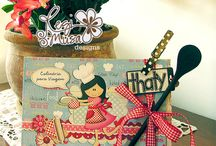 PAPER CRAFTS - digi kits / by Shannon Winters