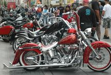 Street Vibrations Fall Rally - Motorcycles / Pedal to the Metal - Hog Heaven - Annual Motorcycle Rally