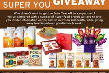 Contests! / by Cherryvale Farms