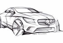 Sketch Car / Automoviles