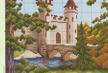 hrady a kostoly
