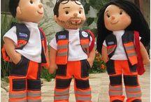 my dolls / doll šitie sewn bábiky hračky