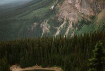Hegyek / Mountains