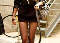 Gossip Girl Look : Jenny Humphrey