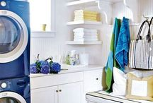 Laundry Room Ideas / by Brianne Campbell
