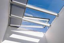 Lichtstraten / Altijd al gedroomd van meer daglicht onder uw platte dak in de woonkamer, keuken of slaapkamer? Met een lichtstraat bieden wij u de oplossing! Bel ons gerust op 0318-472114!