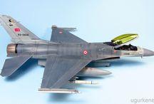 PLASTIC MODEL F-16C 1/48 HASEGAWA