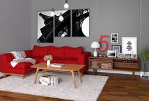 HOME DECOR | L Sofa Series Fabelio