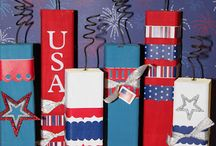 Summer/4th of July/End & Back to School  / by Anne Van Hoose
