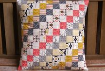 Patchwork / pillow