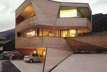 Architecture / New architecture and exterior design