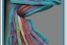 Machine Knitting - clever tips and trick / by Sharah Blankenship