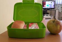 jenish lunchpakket / Mijn lunchpakket
