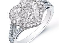 Heart Shape Diamond Rings / A heart shaped diamond ring is a great way to show your love for your significant other or good friend. Here at King of Jewelry, we have a variety of heart shaped diamond rings that can cater to any budget and style preference.