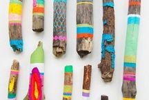 Lessen beeldend Aboriginals design / Doe hier ideeën op om thuis of op school aan de slag te gaan! Mevrouw Merel inspireert graag kinderen, ouders en leerkrachten.